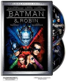 Batman & Robin:Special Edition - (Region 1 Import DVD)