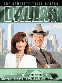 Dallas:Third Season - (Region 1 Import DVD)