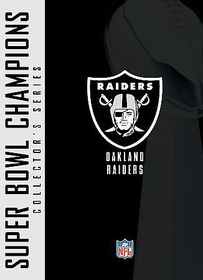 NFL Super Bowl Collection: Oakland Raiders - (Region 1 Import DVD)