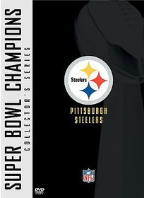 Nfl Super Bowl Collection:Pittsburgh - (Region 1 Import DVD)