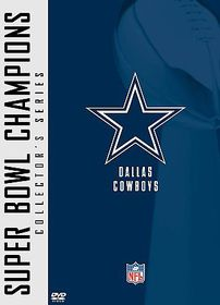 NFL Super Bowl Collection: Dallas Cowboys - (Region 1 Import DVD)