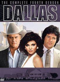 Dallas:Complete Fourth Season - (Region 1 Import DVD)