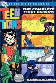 Teen Titans:Complete First Season - (Region 1 Import DVD)