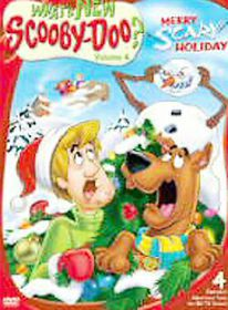 What's New Scooby-Doo? Vol. 4: Merry Scary Holiday - (Region 1 Import DVD)