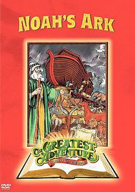 Greatest Adventures of the Bible: Noah's Ark - (Region 1 Import DVD)