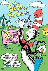 Best of Dr. Seuss - (Region 1 Import DVD)