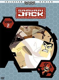 Samurai Jack Season 2 - (Region 1 Import DVD)
