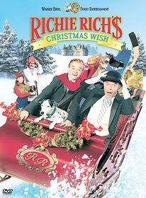 Richie Rich's Christmas Wish - (Region 1 Import DVD)