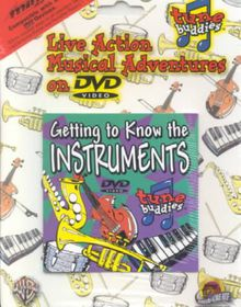 Tune Buddies - Getting To Know The Instruments - (Region 1 Import DVD)