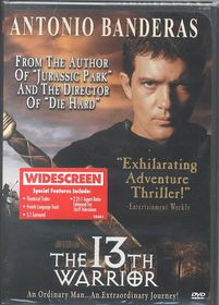 13th Warrior - (Region 1 Import DVD)