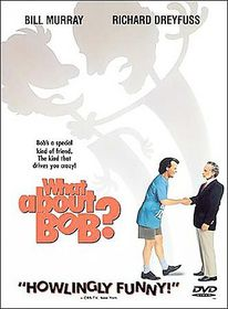 What About Bob?  (Region 1 Import DVD)