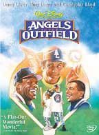 Angels in the Outfield - (Region 1 Import DVD)