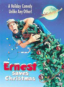 Ernest Saves Christmas - (Region 1 Import DVD)