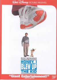Honey I Blew up the Kid - (Region 1 Import DVD)