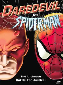 Daredevil Vs Spider Man - (Region 1 Import DVD)