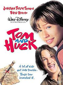 Tom and Huck - (Region 1 Import DVD)
