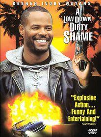 Low Down Dirty Shame - (Region 1 Import DVD)