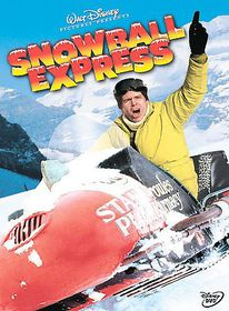 Snowball Express - (Region 1 Import DVD)