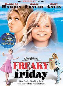 Freaky Friday (1976) - (Region 1 Import DVD)