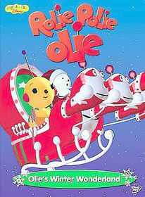 Rolie Polie Olie:Olie's Winter - (Region 1 Import DVD)