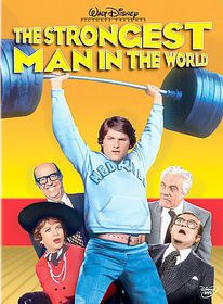 Strongest Man in the World - (Region 1 Import DVD)