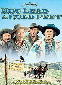 Hot Lead & Cold Feet - (Region 1 Import DVD)