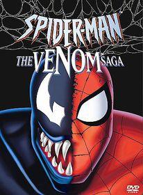 Spider Man:Venom Saga - (Region 1 Import DVD)