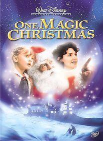 One Magic Christmas - (Region 1 Import DVD)