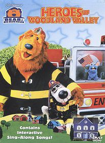 Bear in the Big Blue House:Heroes of - (Region 1 Import DVD)