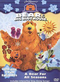 Bear in the Big Blue House:Bear for - (Region 1 Import DVD)
