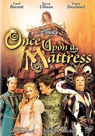 Once Upon a Mattress - (Region 1 Import DVD)