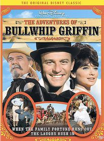 Adventures of Bullwhip Griffin (Region 1 Import DVD)