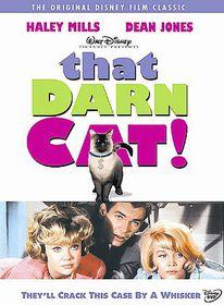 That Darn Cat (1965) - (Region 1 Import DVD)