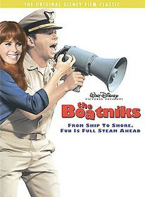 Boatniks - (Region 1 Import DVD)