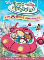 Disney's Little Einsteins: Our Big Huge Adventure - (Region 1 Import DVD)