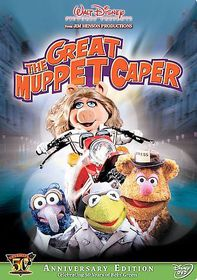 Great Muppet Caper - (Region 1 Import DVD)