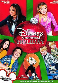 Disney Channel Holiday Compilation - (Region 1 Import DVD)