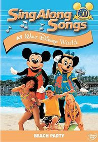 Sing Along Songs:Beach Party at Walt - (Region 1 Import DVD)