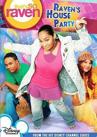 That's So Raven:Raven's House Party - (Region 1 Import DVD)