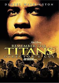 Remember the Titans:Unrated Extended - (Region 1 Import DVD)