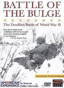 Battle of the Bulge - (Region 1 Import DVD)