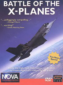Battle of the X-Planes - (Region 1 Import DVD)