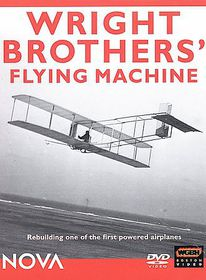 Wright Brothers' Flying Machine - (Region 1 Import DVD)