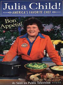 Julia America's Favorite Chef - (Region 1 Import DVD)