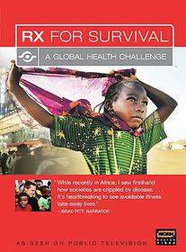 Rx for Survival - (Region 1 Import DVD)