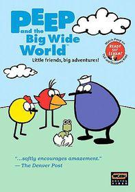 Peep and the Big Wide World 3pk Set - (Region 1 Import DVD)