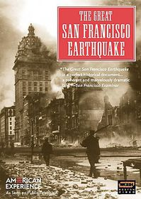 Great San Francisco Earthquake - (Region 1 Import DVD)