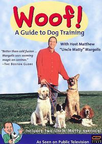 Woof a Guide to Dog Training - (Region 1 Import DVD)
