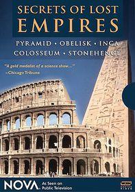 Secrets of Lost Empires Set - (Region 1 Import DVD)