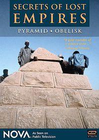 Nova - Secrets of Lost Empires: Obelisk and Pyramid - (Region 1 Import DVD)